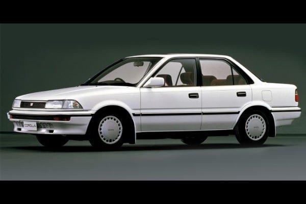 Gen 6 Toyota Corolla