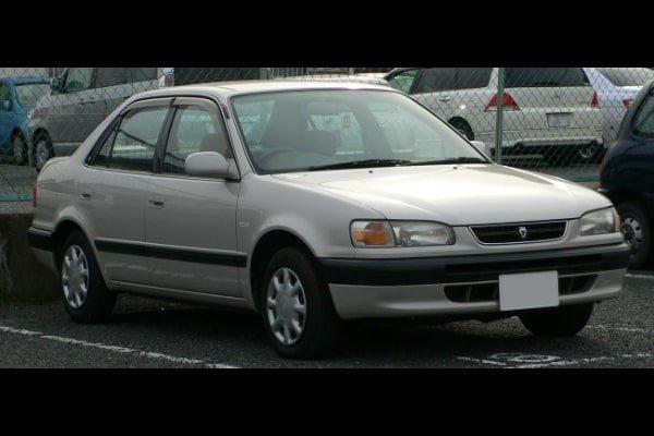 Gen 8 Toyota Corolla