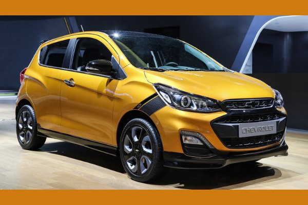 Chevrolet Spark My Fit