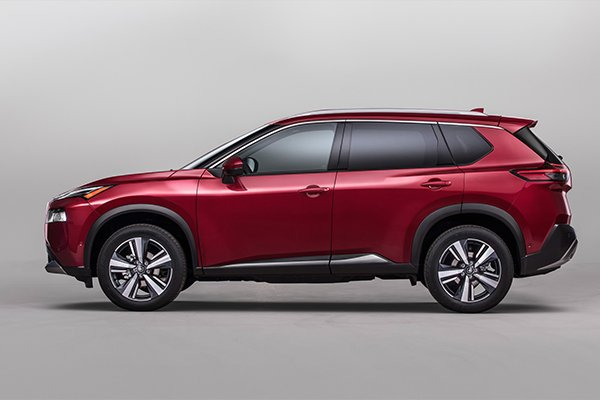 2021 nissan xtrail old vs new spot the differences