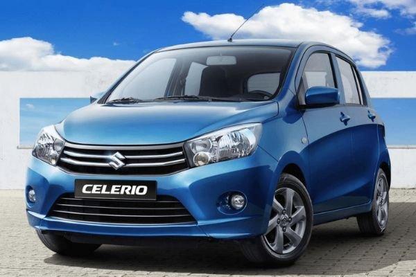Suzuki Celerio Front