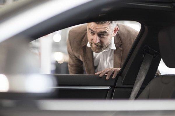 car shopping