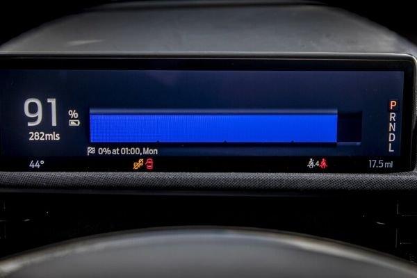 Intelligent Range display