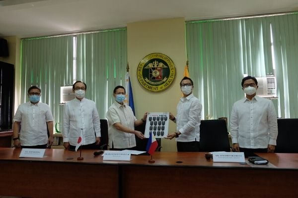 TMP and DOH signed the agreement