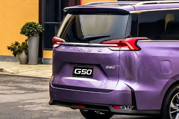 Rear part of the G50
