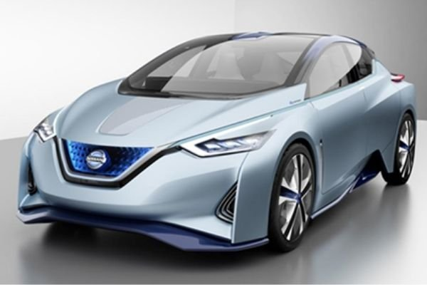 A Picture of the Nissan IDS concept