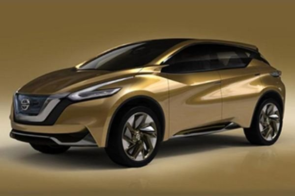 A picture of the Nissan Resonance Concept