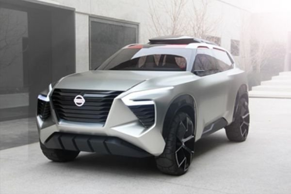 A picture of the Nissan X-Motion Concept