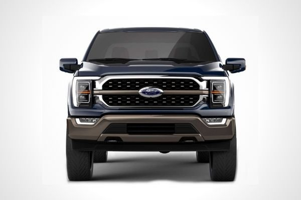The 2021 Ford F-150 King Ranch