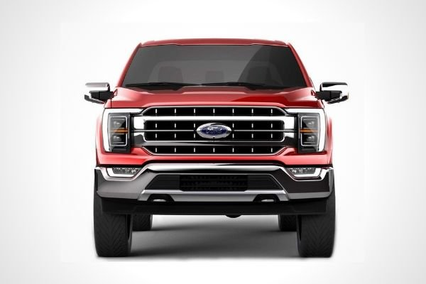 The 2021 Ford F-150 Lariat Chrome