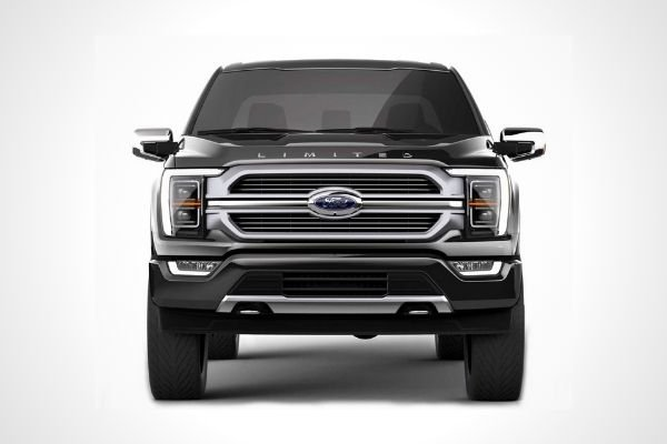 The 2021 Ford F-150 Limited
