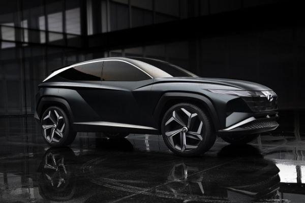 The Hyundai Vision T concept