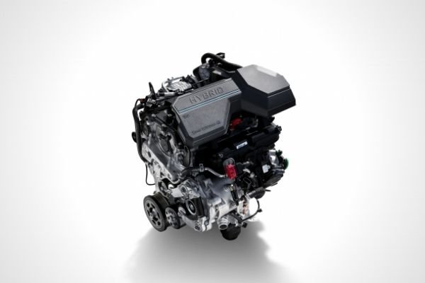 New 1.6-litre T-GDi 'Smartstream' engine