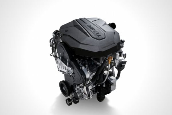 New 2.2-litre 'Smartstream' diesel engine