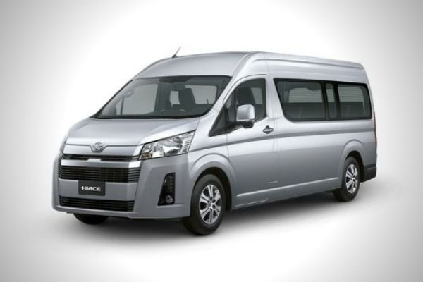 A picture of the GL Hiace