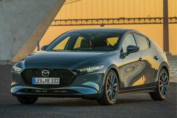 Mazda3 grey