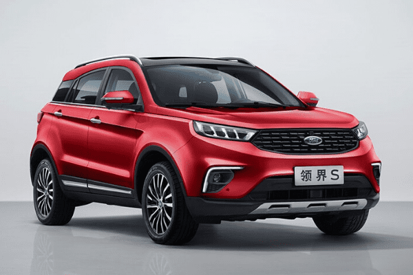 2020 Ford Territory front