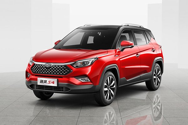 A picture of the front of the JAC S4