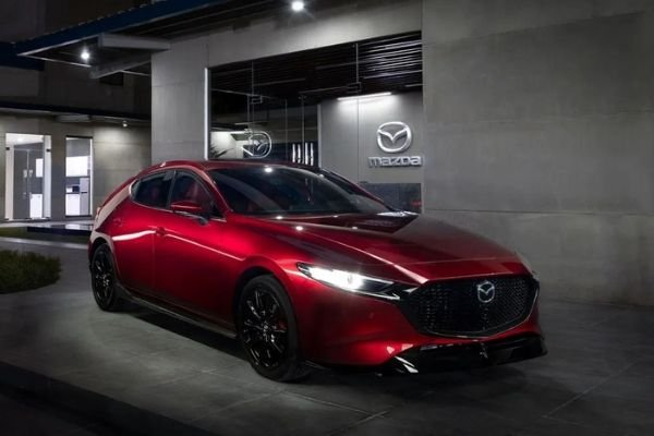 The 2020 Mazda3 edtion100
