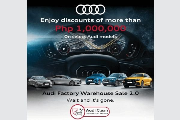 Audi's promo