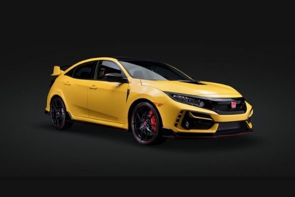 The 2021 Type R Limited Edition