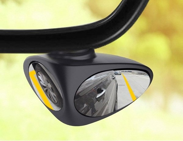 double-sided blind spot mirror