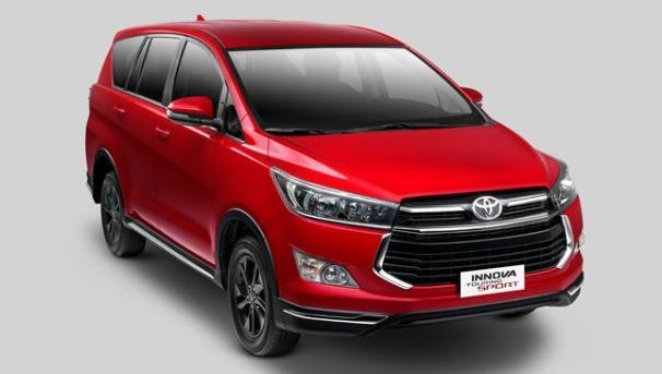 A Picture of the Toyota Innova Touring Sport