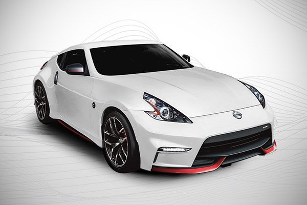 A picture of the 370Z NISMO