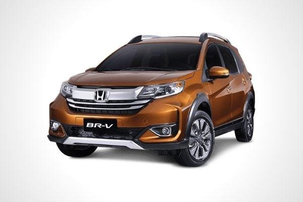 The 2020 Honda BR-V
