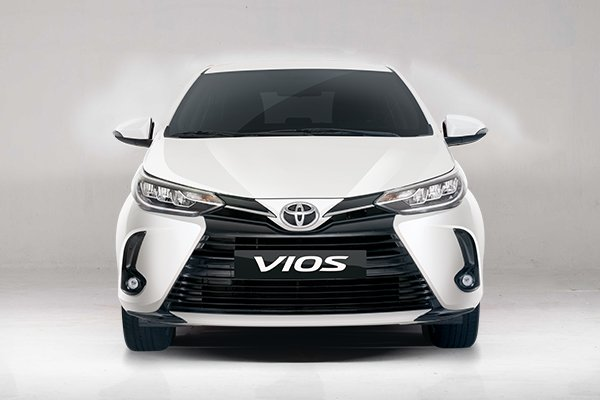 2020 toyota vios front new