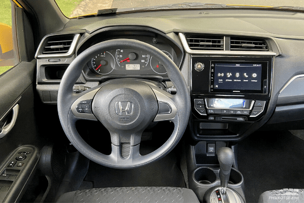 2020 Honda Brio steering wheel