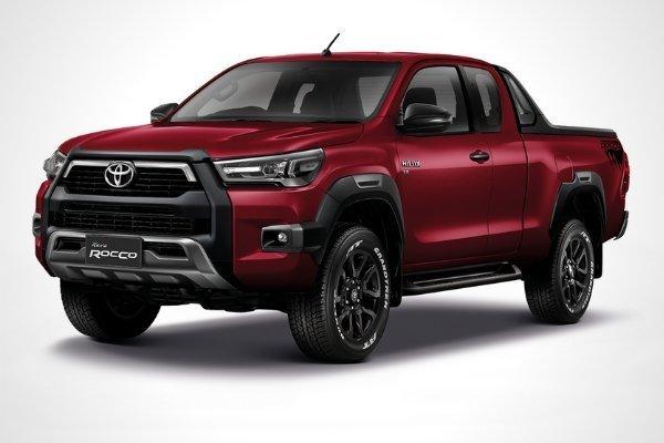 New Toyota Hilux