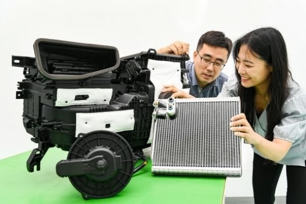 The aircon developed by Hyundai Motor Group