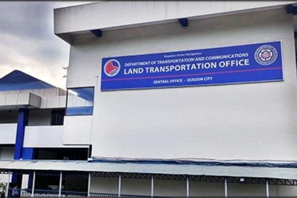 An LTO agency office
