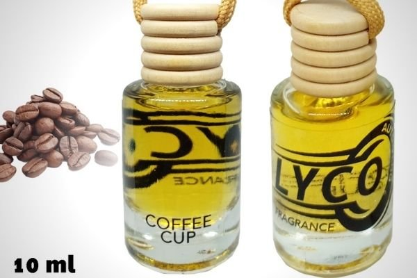 Lyco Air Freshener/Hanging Diffuser/Long Lasting Air Freshener/Car Fragrance/Car Perfume