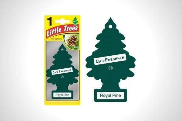 Little Trees Car Air Freshener Royal Pine