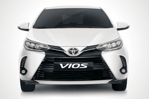 The new 2020 Toyota Vios