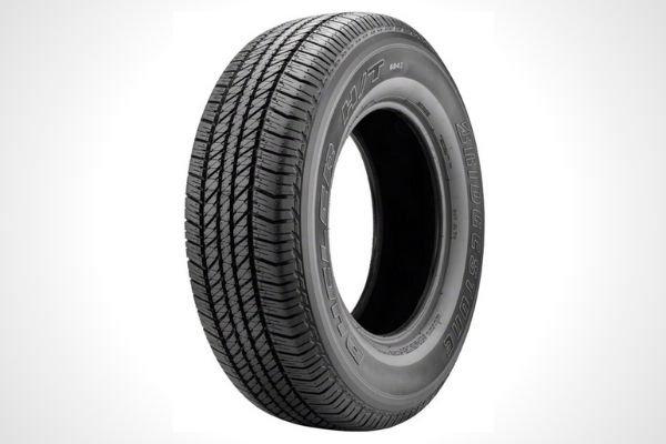 Bridgestone 265/60 R18 – Dueler HT 684 ii – 109T
