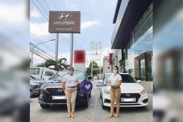 A buy one, take one deal in Hyundai Commonwealth