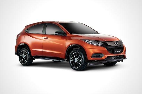 The Honda HR-V, Honda's sporty-looking crossover