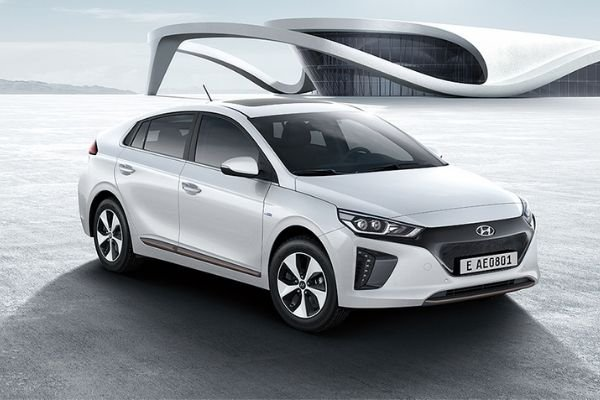 The Hyundai Ioniq EV