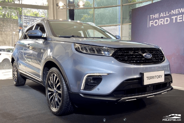 All-new Ford Territory