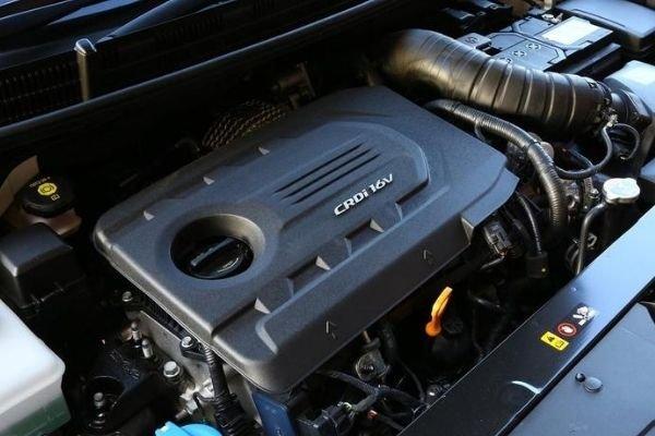 Stonic diesel engine