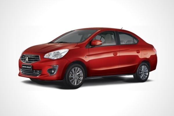 The Mitsubishi Mirage G4