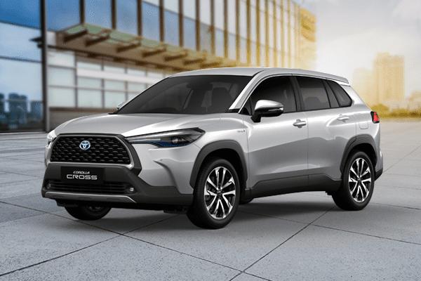 2020 Toyota Corolla Cross: Price in the Philippines ...