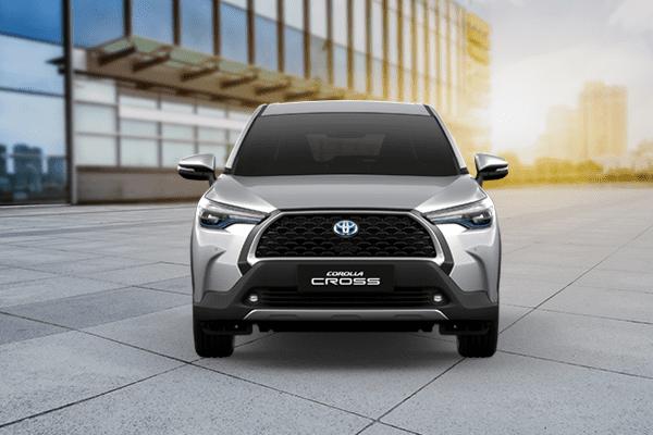 All-new Toyota Corolla Cross