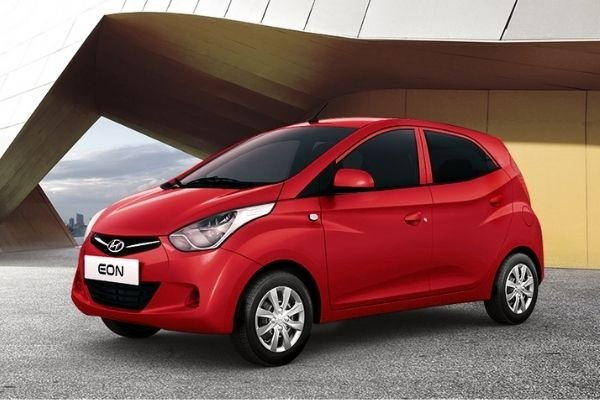 A picture of the Hyundai Eon.