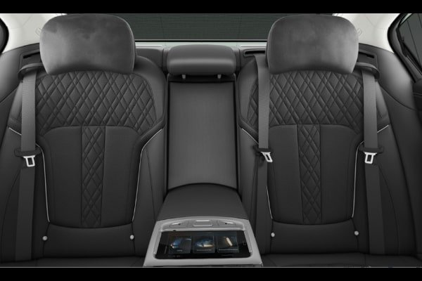 BMW 745L3 interior 3
