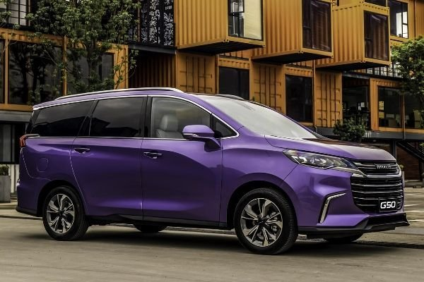 2021 Maxus G50 MPV debuts with P1.088M starting price, 8 ...