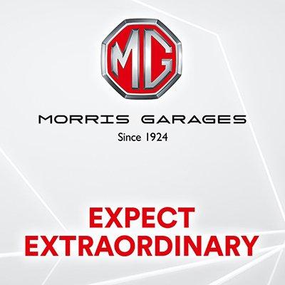 MG Philippines' new tagline.